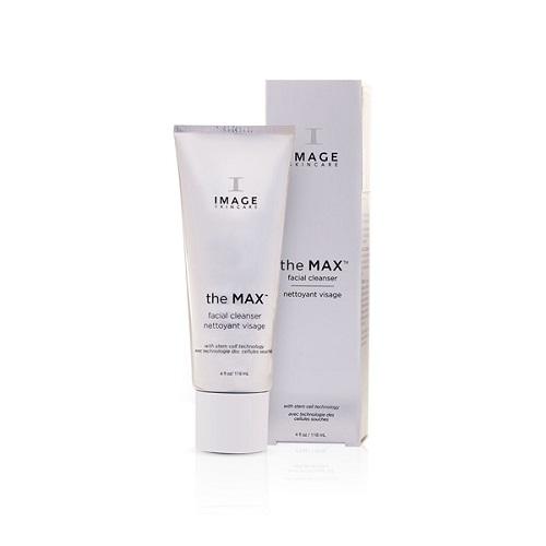 Sữa rửa mặt dưỡng và phục hồi da hư tổn Image The Max Stem Cell Facial Cleanser