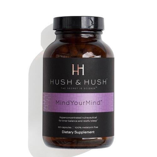 Viên uống giảm stress, cải thiện mất ngủ Image Mind Your Mind