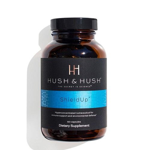 Viên uống chống nắng cho da Image Hush & Hush Shield Up
