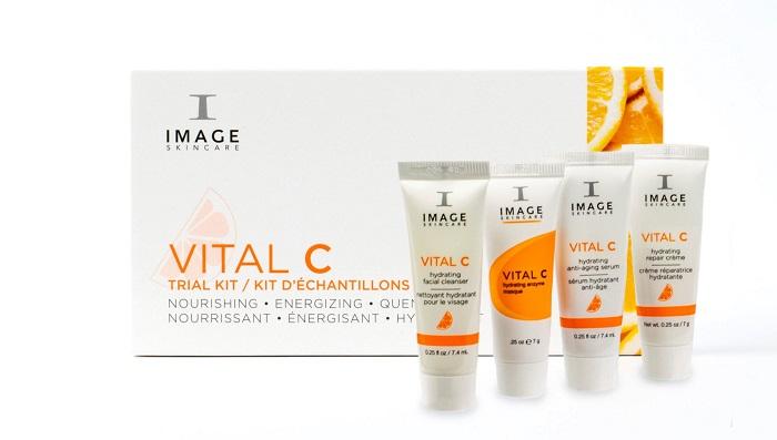 Bộ sản phẩm Kit Vital C