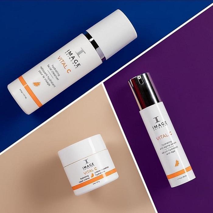 Vital C là dòng sản phẩm luôn dẫn TOP BÁN CHẠY của nhà Image Skincare