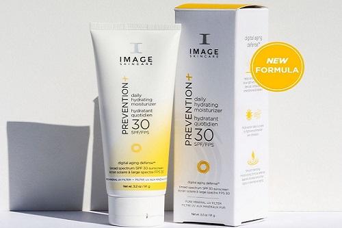 Kem chống nắng Image Prevention SPF30+ Daily Hydrating Moisturizer có khả năng dưỡng ẩm, chống nắng, chống lão hóa cực đỉnh