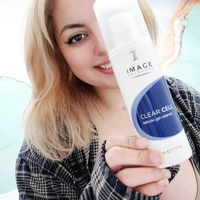 Sữa rửa mặt Image Skincare Clear Cell