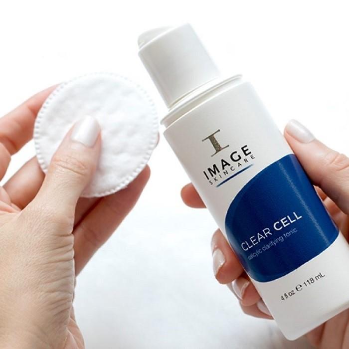 """Toner Clear Cell còn phòng ngừa dị ứng da, hỗ trợ đắc lực trong """"cuộc chiến"""" trị mụn và giúp da đều màu"""