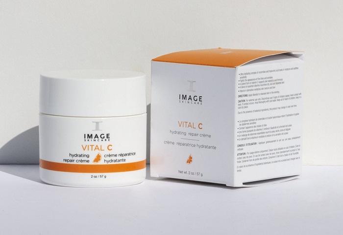 Kem dưỡng Image Vital phù hợp với cả làn da khô yếu và cần được phục hồi