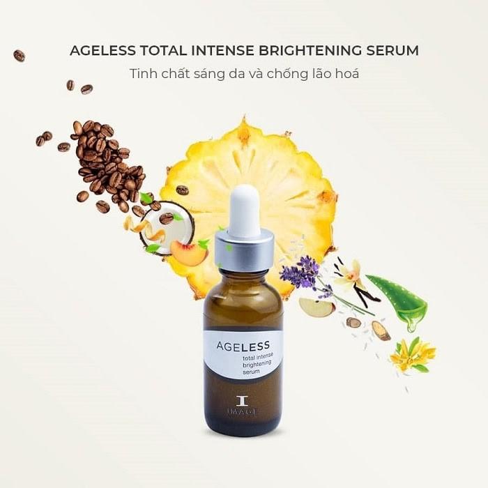 Serum Ageless chiết xuất từ nhiều trái cây,