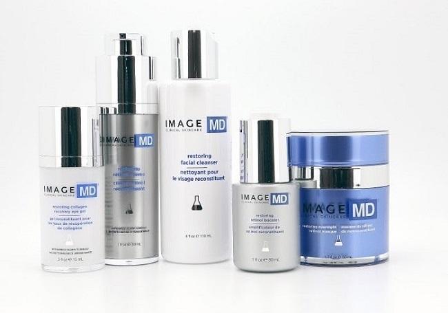 dòng MD của nhà Image Skincare