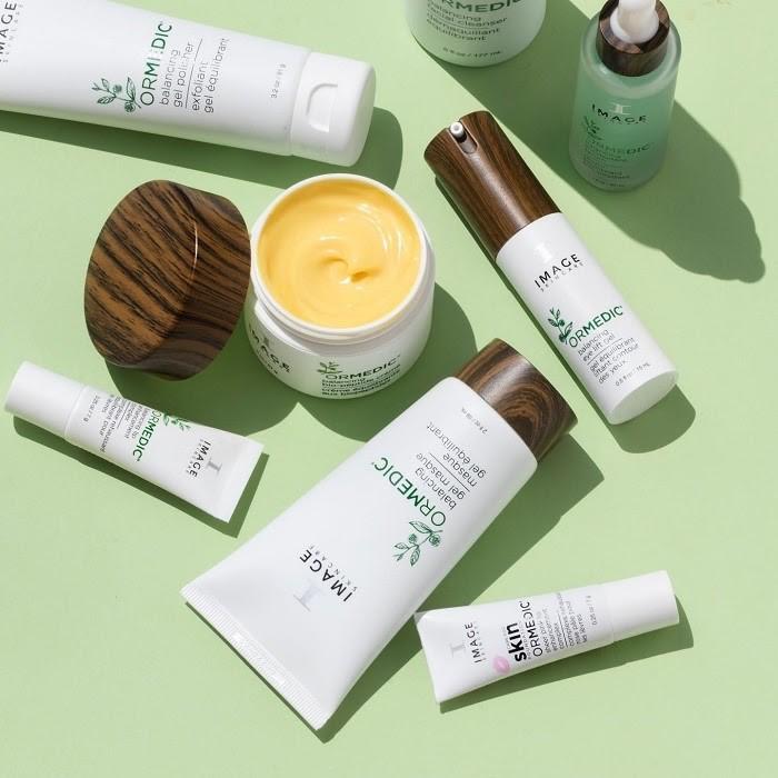 Dòng sản phẩm Ormedic chăm sóc da mặt và đôi môi