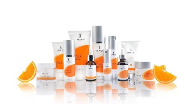 Sản phẩm cho da khô nhạy cảm Vital C của Image Skincare