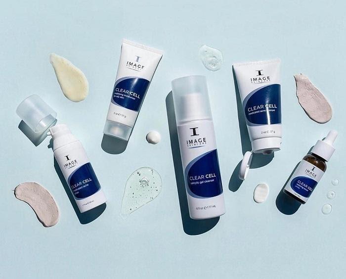 Clear Cell là dòng sản phẩm bán chạy của nhà Image Skincare