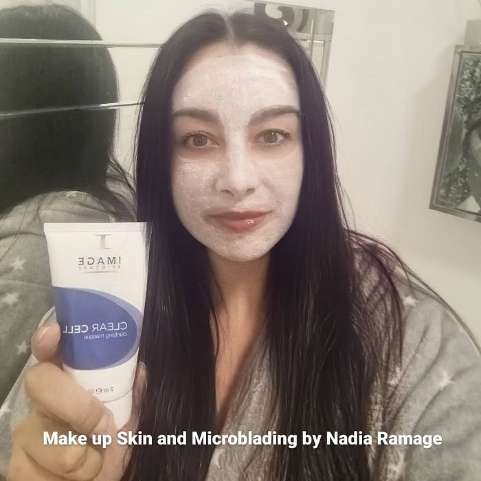 Image Clear Cell Medicated Acne Masque