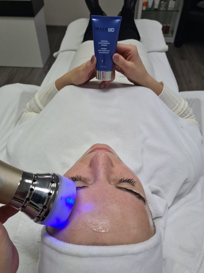 mage MD Restoring Post Treatment Masque