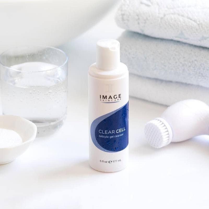 Sữa rửa mặt Image Clear Cell